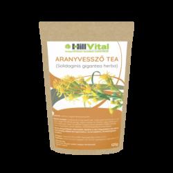 Aranyvesszőfű tea