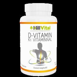 D-vitamin K1-vitaminnal 90 kapszula 4990Ft
