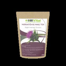 Máriatövis tea