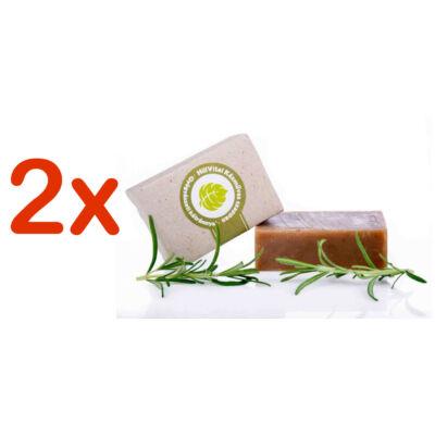 Kézműves szappan: Gyógyászati kátránnyal (2 db.)
