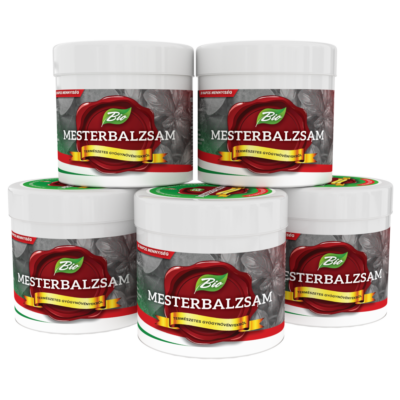 BIO Mesterbalzsam (5x250ml)