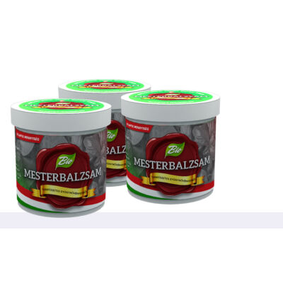 BIO Mesterbalzsam (3x250ml)
