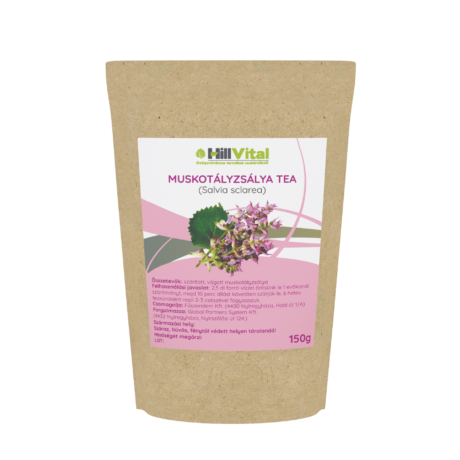 Muskotályzsálya tea 150g 3590 Ft