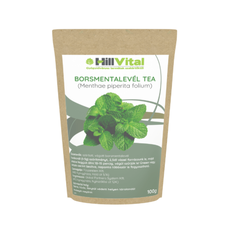 Borsmentalevél tea 100 g 2990 Ft