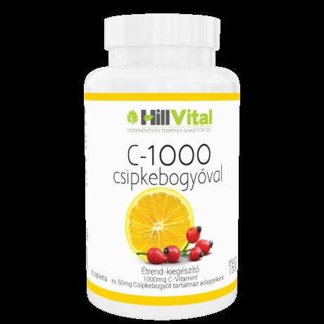 C-1000 vitamin csipkebogyóval