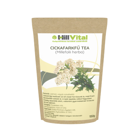 Cickafarkfű tea 150g 2990Ft