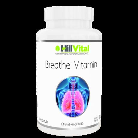 Breath vitamin 60 kapszula