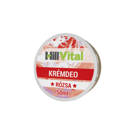 Rózsa krémdeo 50 ml 3990 Ft