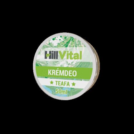 Teafa krémdeo