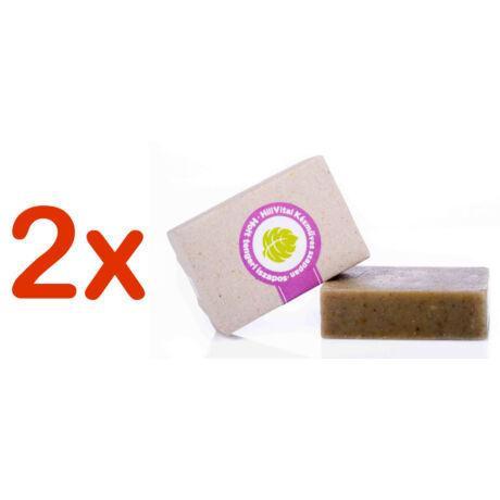 Kézműves szappan: Holt tengeri iszapos (2 db.)