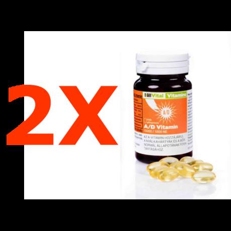 HillVital VITAMIN: A - D vitamin - 2db.