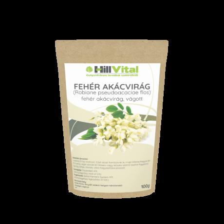 Fehér akácvirág tea 100 g 2790 Ft