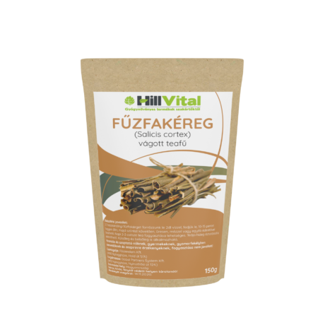 Fűzfakéreg tea 150 g 2790 Ft