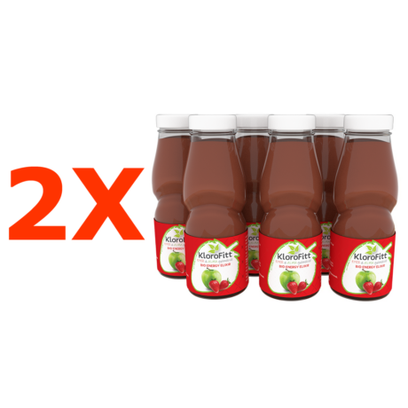 KloroFitt Eper ital (2 zsugor)