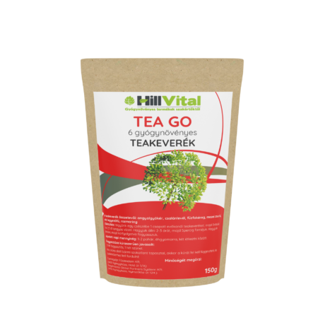 Tea go 150 g 2790 Ft