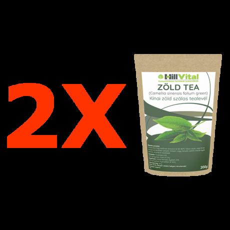 Zöld tea - 2db.