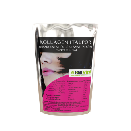 Kollagén Italpor - hibiszkusz