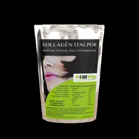Kollagén Italpor - matcha tea