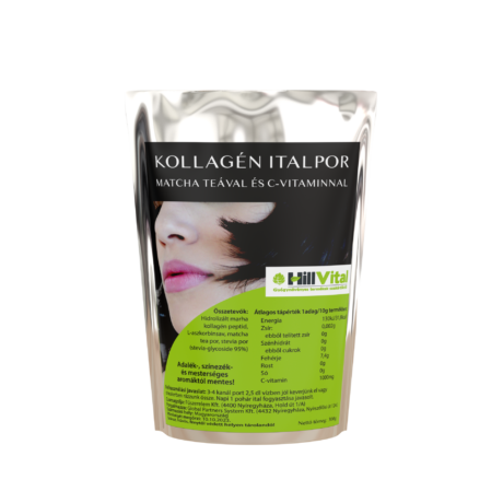 Kollagén italpor matcha tea 300 g 5490 Ft