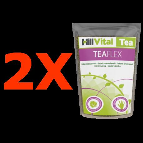 Tea Flex - gyógynövényes teakeverék - 2db.