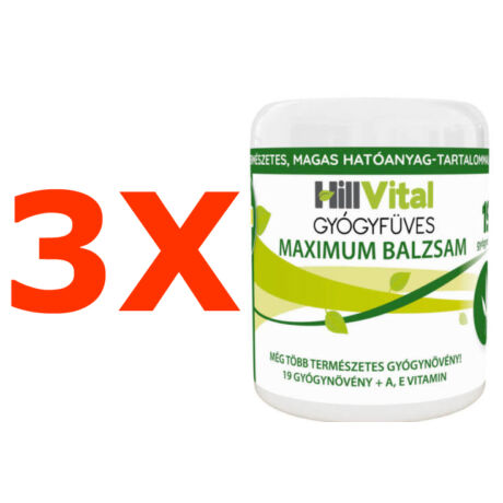 Maximum balzsam - 3db.