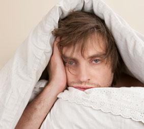 Az álmatlanság elmulasztása.
