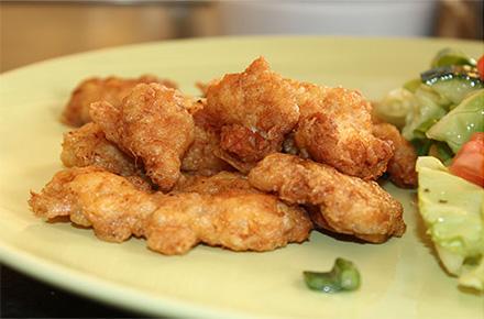 Készíts te is párizsi bundás csirkemellet.
