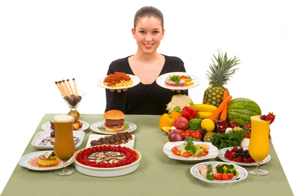 Néhány tipp az egészséges táplálkozás érdekében.
