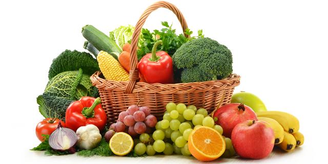 Zöldségfogyasztás.