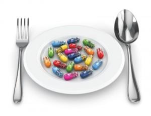 Vitamin és étrendkiegészítő fogyasztás.