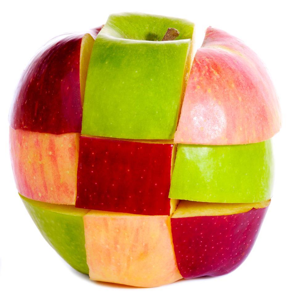 Fogyassz minden nap egy almát el.
