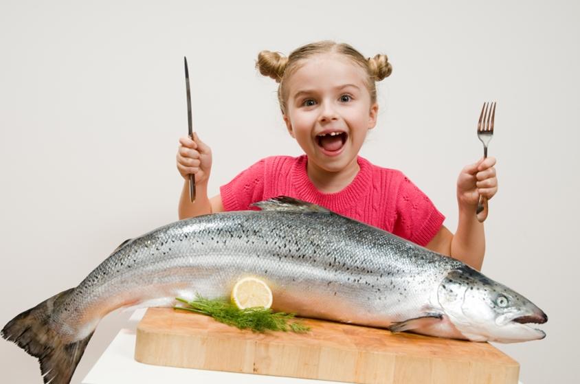 Együnk minél több halat.