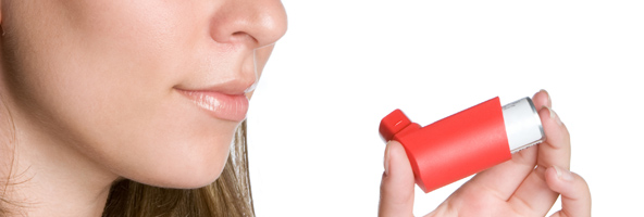 Az asztma hatékony kezelése.