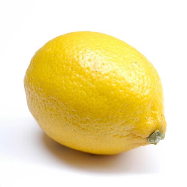 A citrom jó a bőrre
