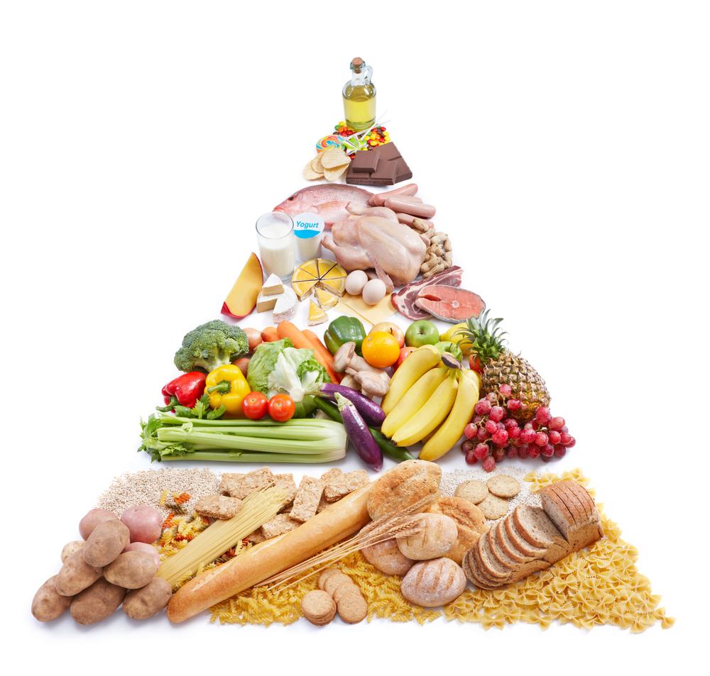 Az étrend az egészség kulcsa