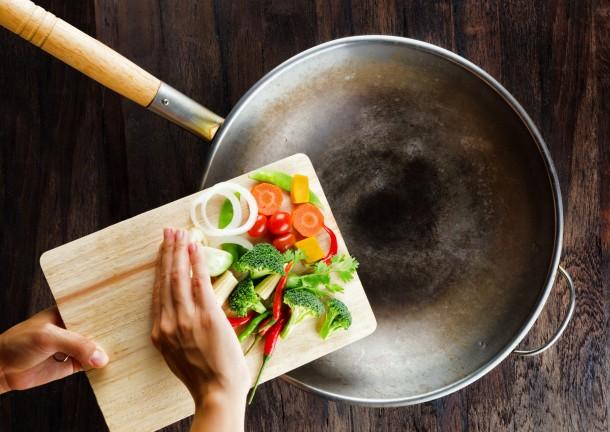 Tanulj meg jól főzni.
