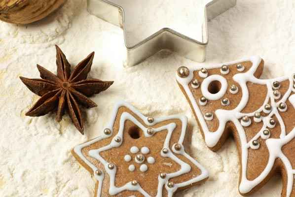 Karácsonyi mézeskalács recept