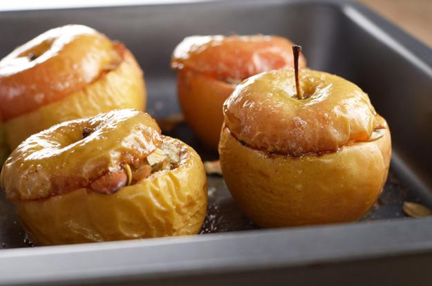 Néhány diétás alma recept.