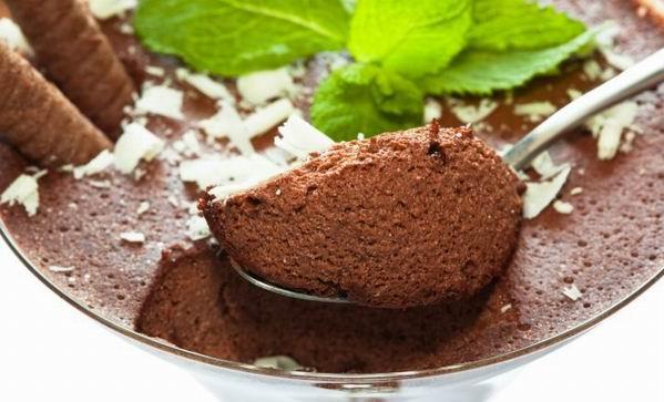 Maracujás csokihab recept.