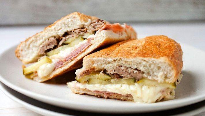 Articsókás szendvics recept.