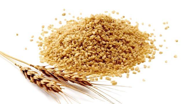 Néhány egészséges gabonafajta.