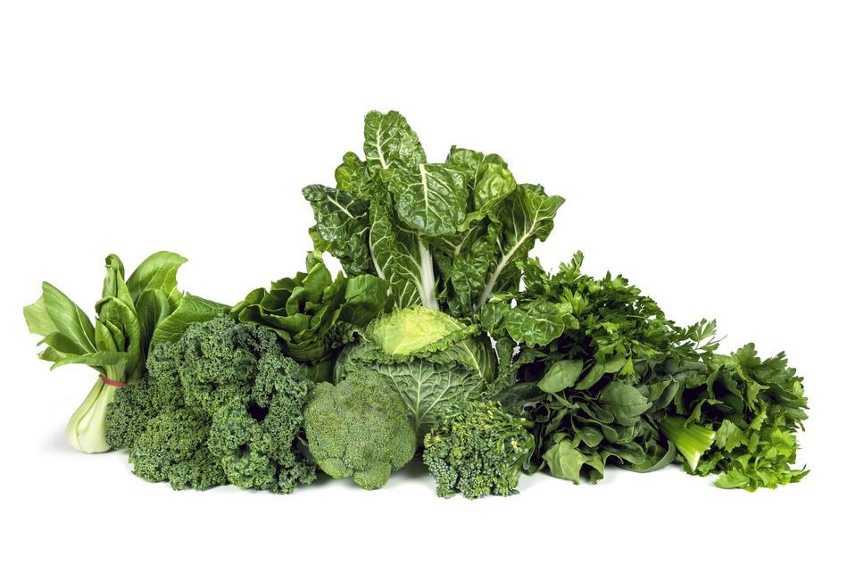 A K-vitamin fogyasztása.