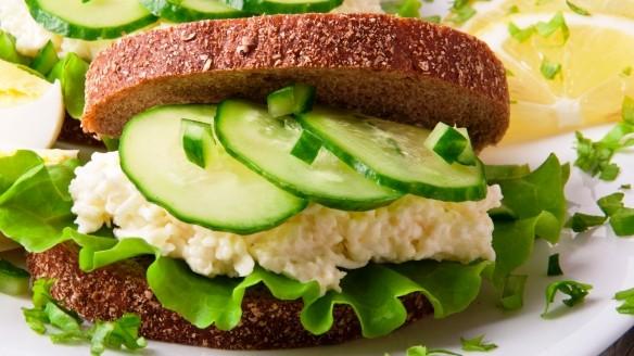 Egészséges szendvics receptek.