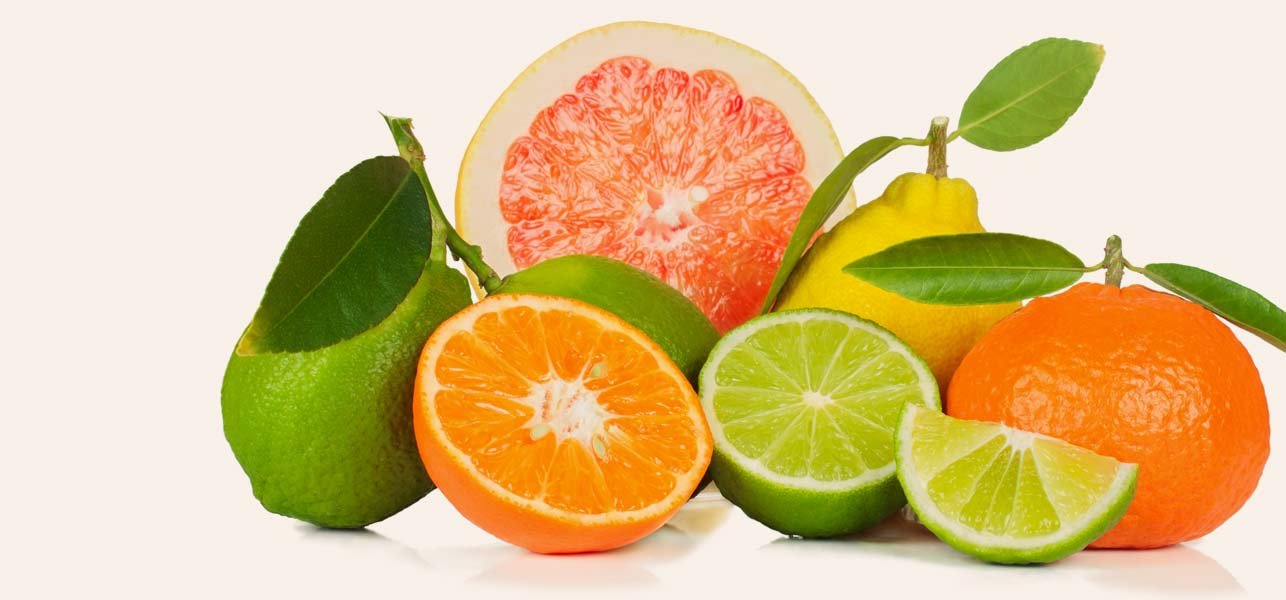 A citrusfélék 5 jótékony hatása.