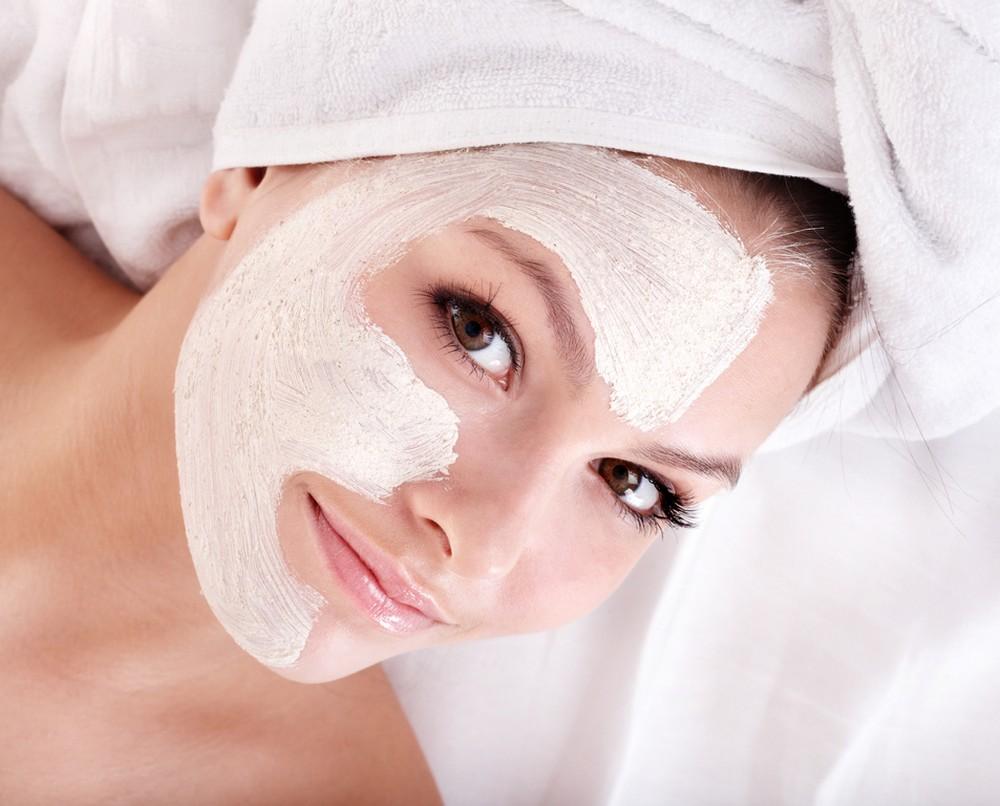 Pattanásos bőr kezelése.
