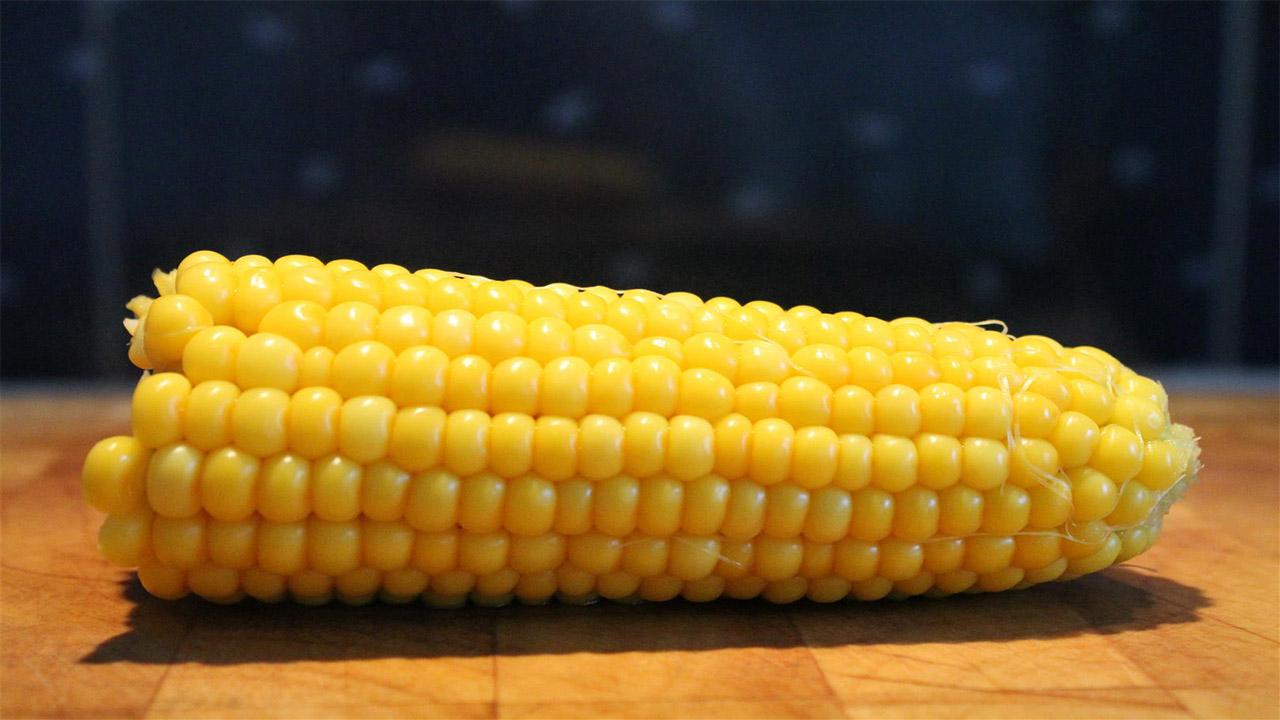 Főtt kukorica
